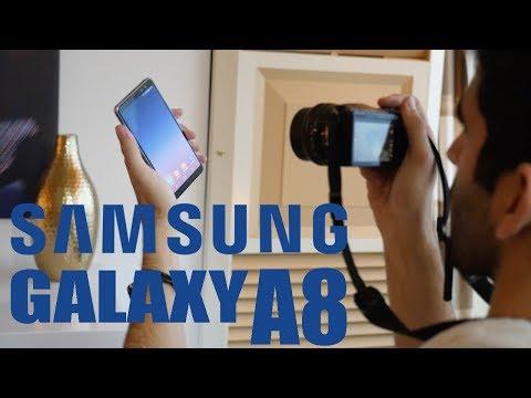 Samsung Galaxy A8 (2018), notre avis et prise en main exclusive