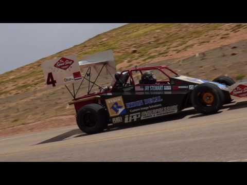 Pikes Peak International Hill Climb 2017 Sights and Sounds