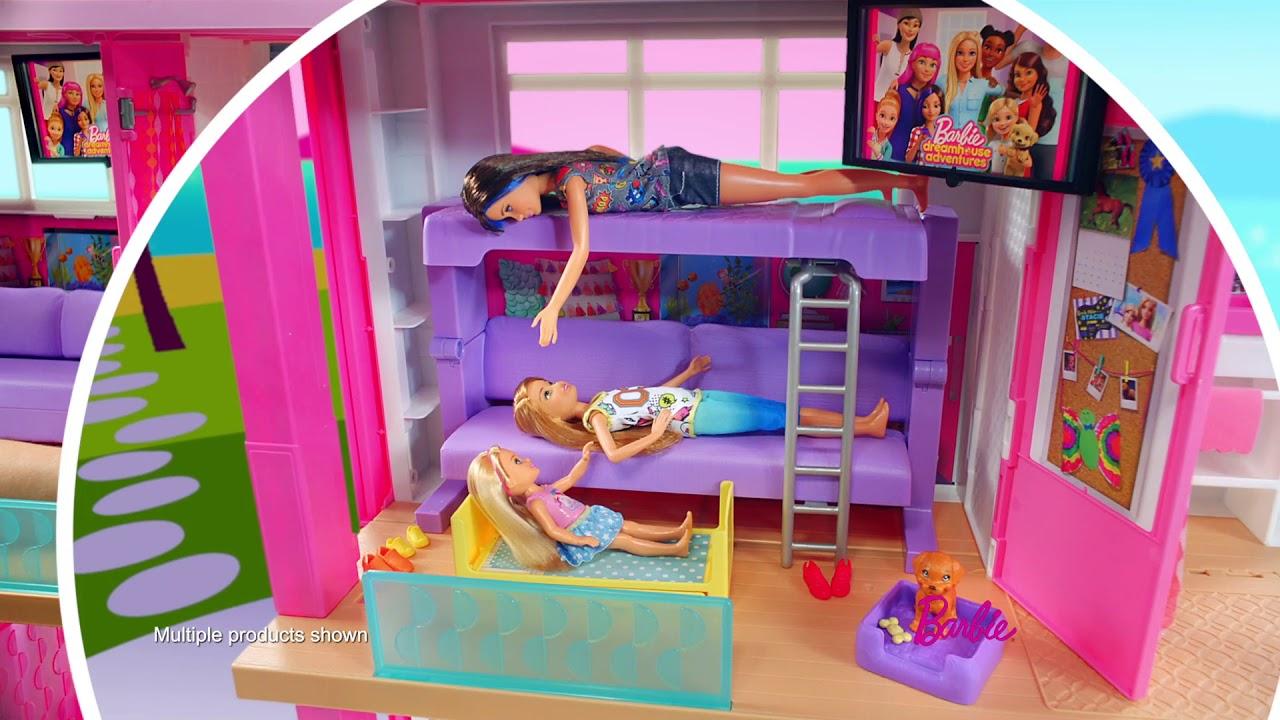 Barbie Dreamhouse Tvc Youtube