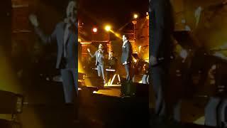 عبد الرحيم الحلبي يهز مسرح مهرجان كفر دبيان مع القيصر كاظم الساهر//#عبد_الرحيم_الحلبي #كاظم_الساهر