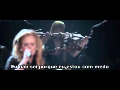 Adele   One and Only   Legendado live at the royal albert hall