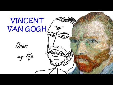 VINCENT VAN GOGH - Draw My Life