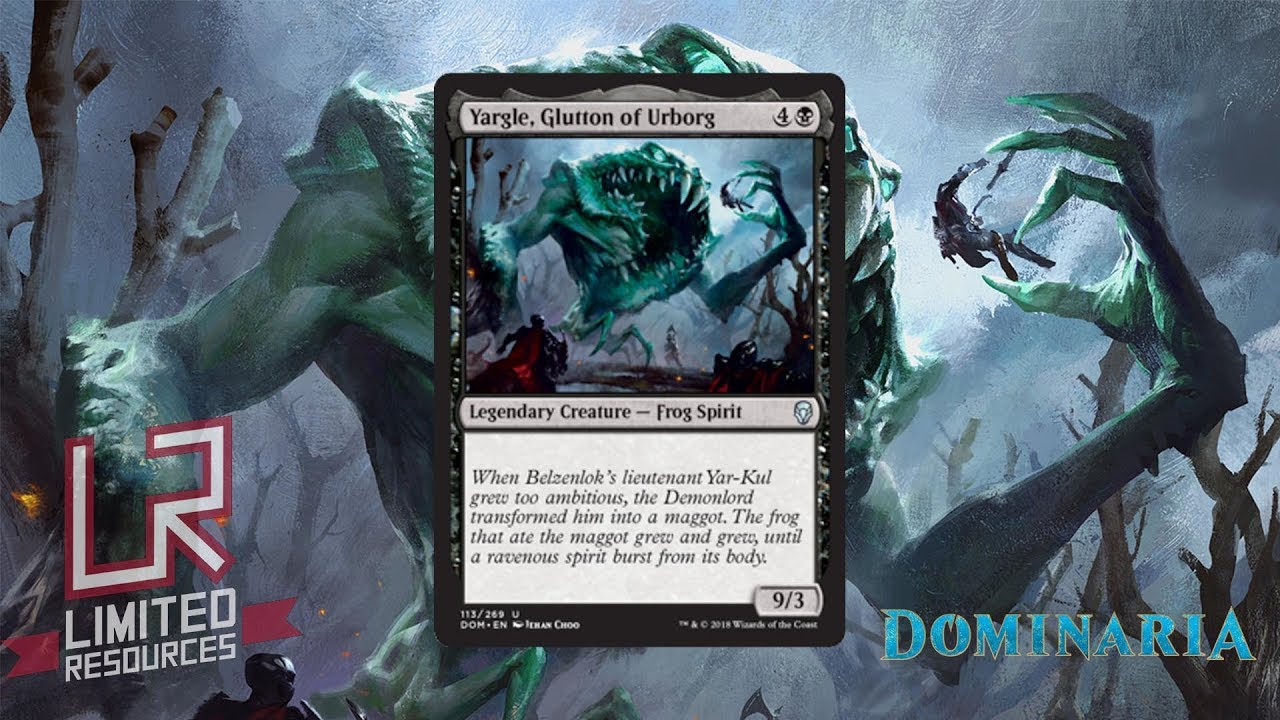 Limited Resources 437 Dominaria Set Review Commons And Uncommons