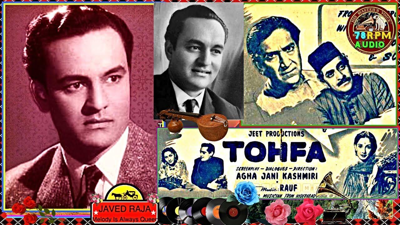 Download MUKESH~Film~TOHFA~{1947}~Kis Ne Chheda Man Ka Taar~[ Great Gem-One of My Fav'ts ]