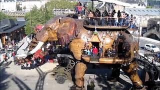 The Great Elephant - Les Machines de l'île - Nantes - France