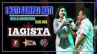 Download NELLA KHARISMA FT CAK RUL TERBARU SATU HATI SAMPAI MATI ( COVER ) OM LAGISTA LIVE BOYOLALI 2019