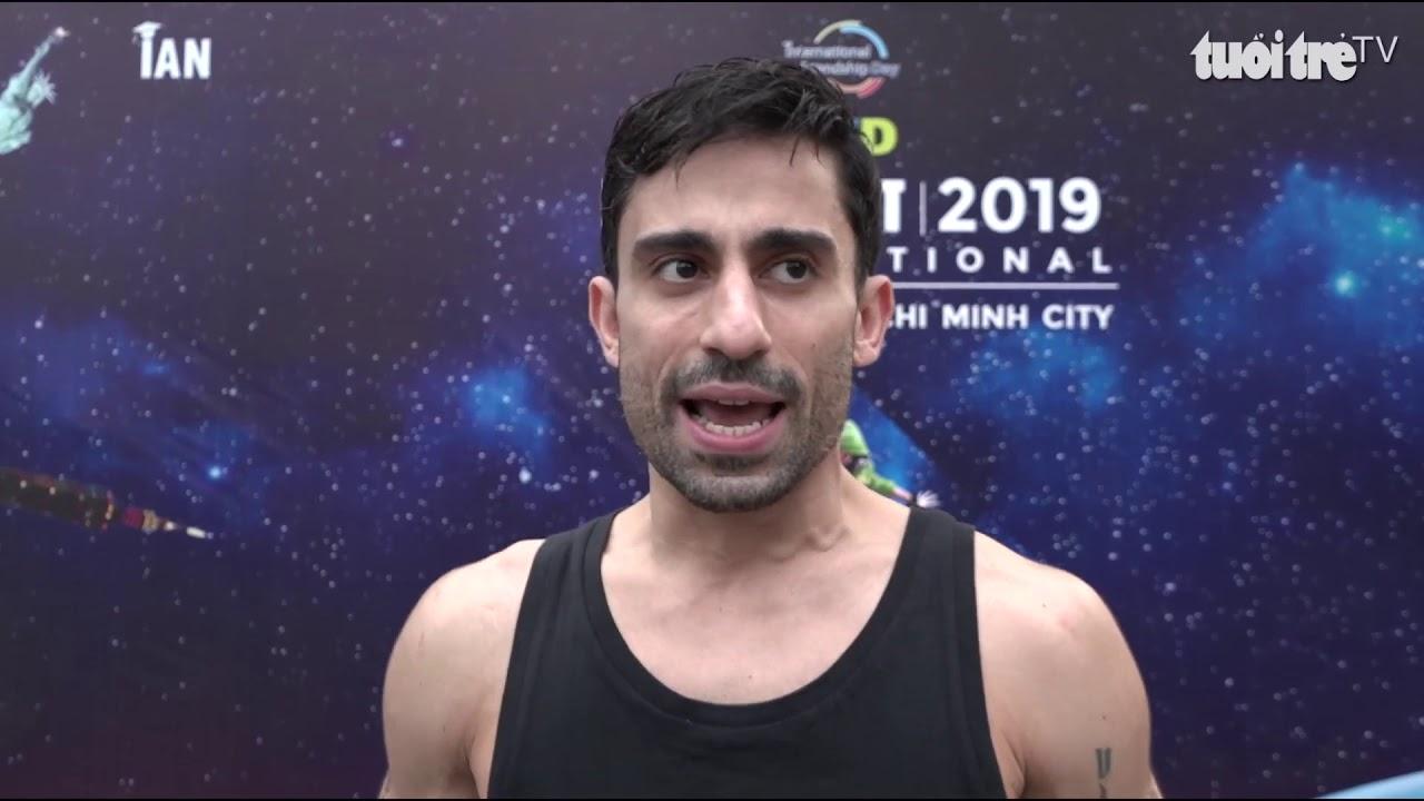 Hipfest Bboy/dancer Quốc tế hào hứng với giải đấu Chung Kết tại Việt Nam