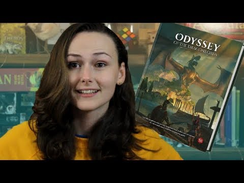 Odyssey of the Dragonlords Interview w/ Jesse Sky || Dael Kingsmill