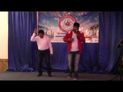 Saketh Breathless song from Bhandhook - Poosina Punnami Vennelame Naa Telanagan Veena