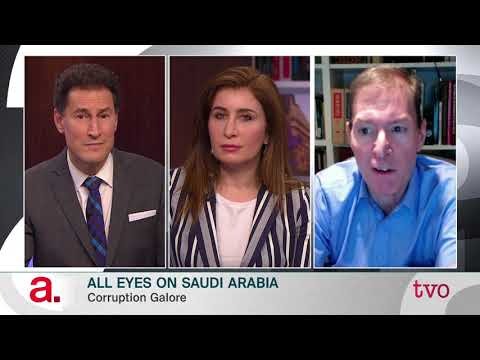All Eyes on Saudi Arabia