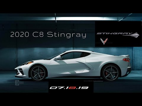 The 2020 Corvette C8 Will Be A Stingray C8 Mid Engine Corvette