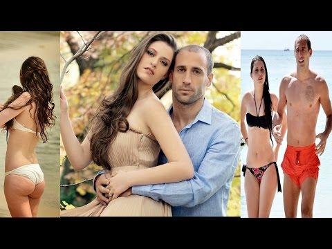 Pablo Zabaleta's Wife Christel Castano