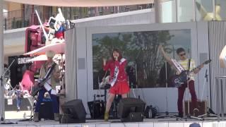 大阪 EXPO CITY 一日広報大使 ライブイベント.
