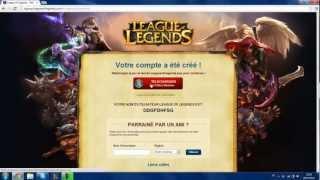 Tutoriel // Comment Télécharger League Of Legends?