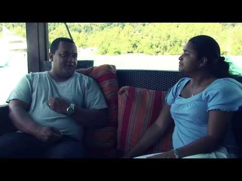 Dan Latras En SeSelwa Professyonnel - Allen Chetty Harbour Pilot