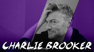 Charlie Brooker discusses Black Mirror