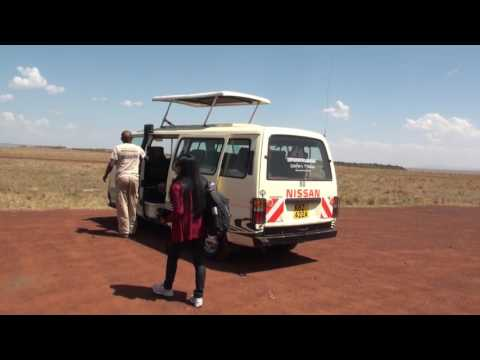 Kenya Safari by Ajith Pillai part -1