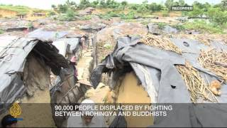Inside Story - The Rohingya: A humanitarian crisis
