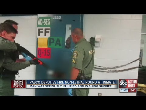 Pasco Sheriffs Office faces lawsuit over excessive force