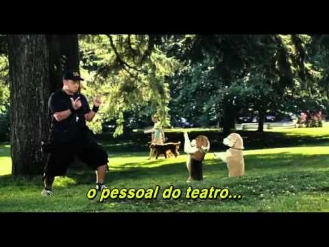 Trailer do filme O Mundo Imaginário do Dr. Parnassus