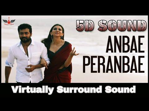NGK - Anbae Peranbae | 8D Audio Song | Suriya | Yuvan Shankar Raja 8D Songs