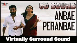 NGK Anbae Peranbae 8D Audio Song Suriya Yuvan Shankar Raja 8D Songs