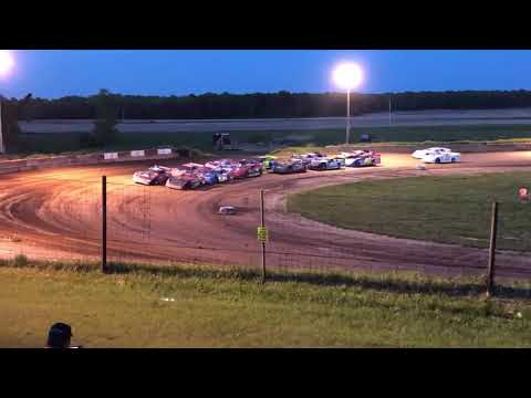 Kyle Barger 5/18/19 Shadyhill Speedway Feature