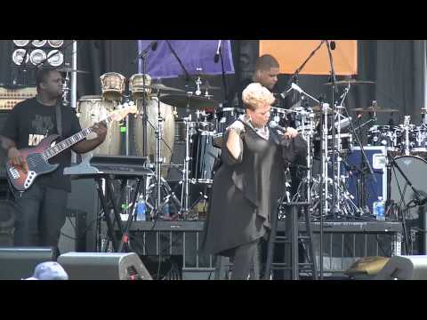 CharmTV- Tamela Mann Live At The 2015 African American Festival