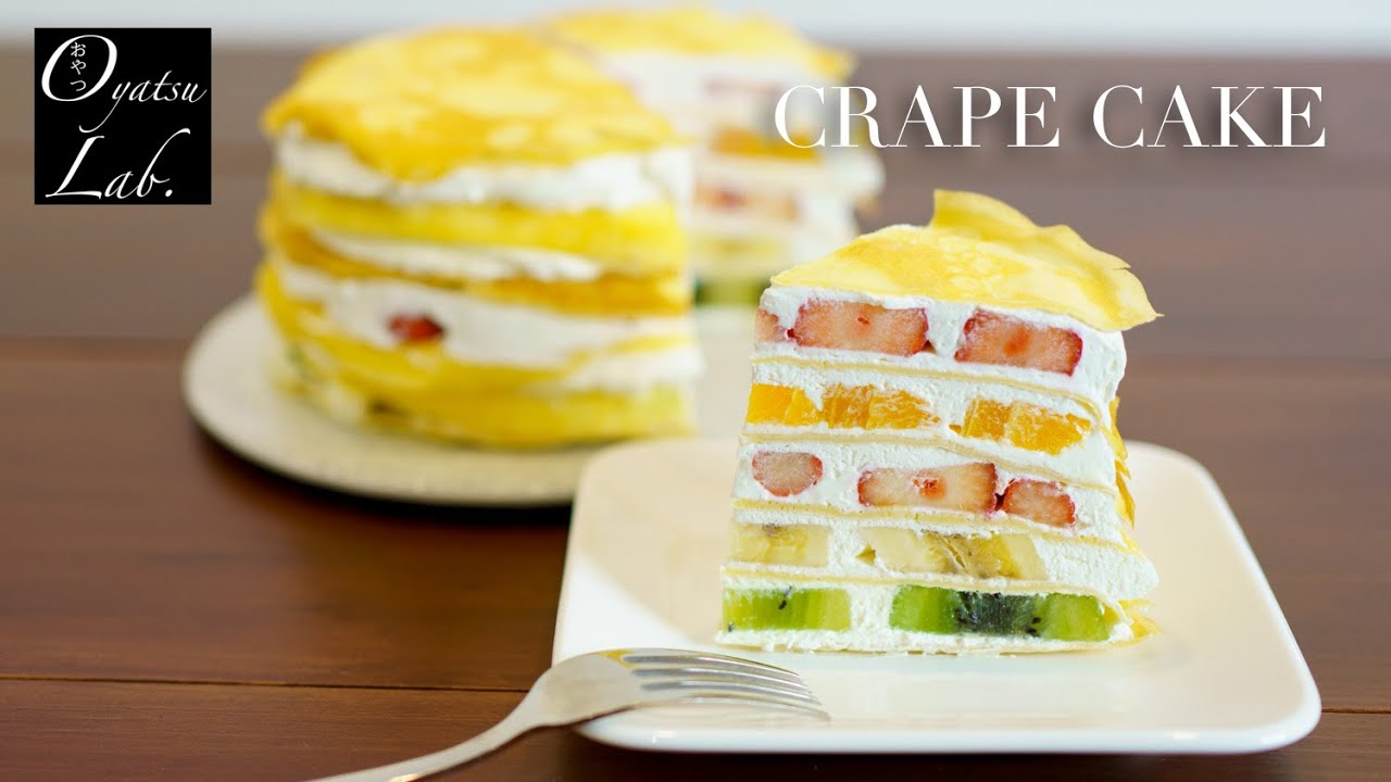 で ミル クレープ ミックス ホット ケーキ