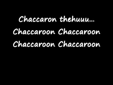 Chaccaron Maccaron With lyrics