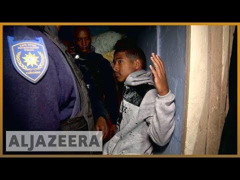 Can South Africa's army solve Cape Town gang violence?