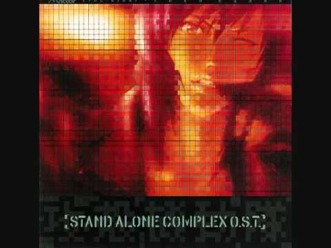 lithium flower  - Ghost in the Shell SAC O.S.T.1 -
