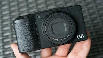 Camera.tinhte.vn - Trên tay máy ảnh Compact RICOH GR II