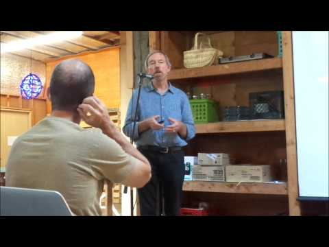 Toby Hemenway on Permaculture City - Olympia, WA - 9/13/2015