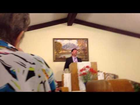 Fellowship Primitive Church 5th Sunday Meeting Elder Micky Myers September 2013