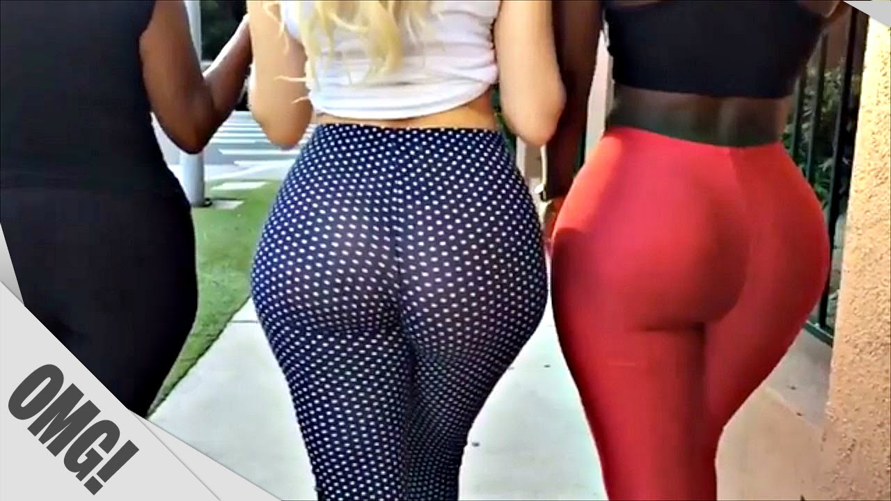 skit: when a girl don't have a big booty! - youtube