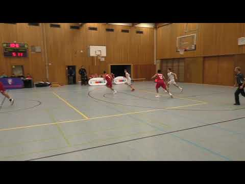 ART Giants Düsseldorf vs Regnitztal Baskets 2017 12 03
