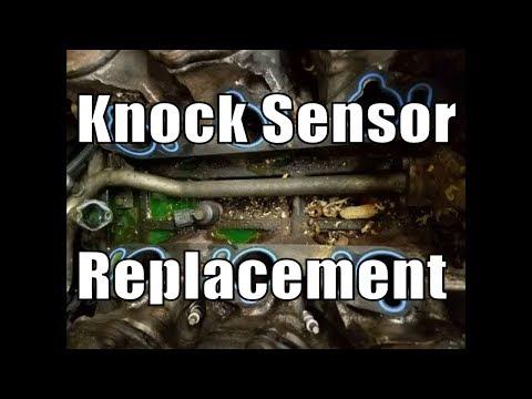 Xterra Knock Sensor Replacement Code p0325 p0328 (Complete Repair)