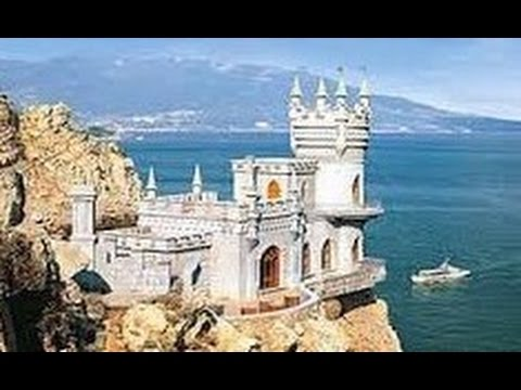 Travel to Russia, Crimea, city Yalta,