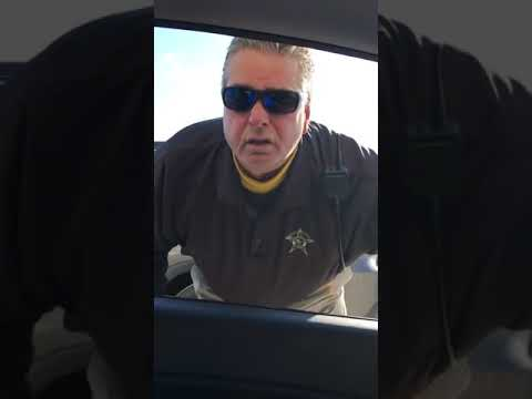 'I got my rights to do anything I want to do': Officer immediately fired after viral video shows him stopping black shoppers for 'acting suspicious'
