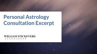 Uranus-Pluto Personal Astrology Consultation Excerpt