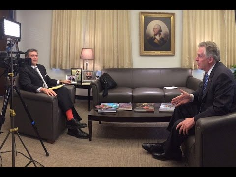 Governor Terry McAuliffe on the Coy Barefoot Program | January 31, 2016 | S1E1