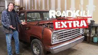 The Mopar Muscle Truck Blew Up - Roadkill Extra thumbnail