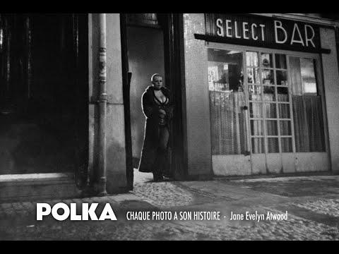 Blondine, prostituée de la rue des Lombards, racontée par Jane Evelyn Atwood