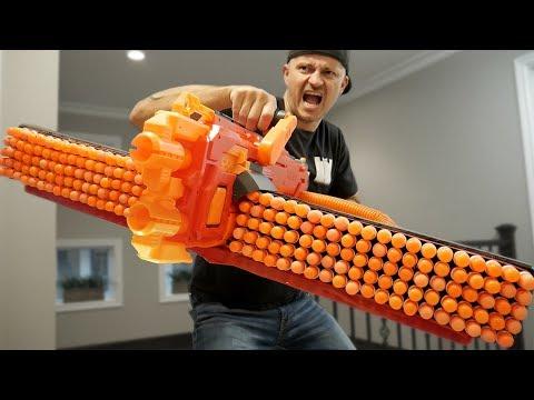 NERF GUN WAR 6