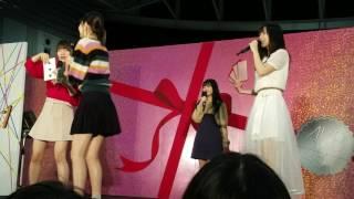 AKB48「ハイテンション」握手会 「HKT48 渕上舞、松岡はな、本村碧唯、上野遥」 気まぐれオンステージ 2017/2/4 パシフィコ横浜