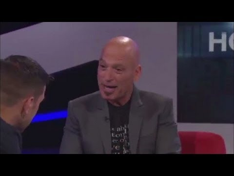 The many voices of Howie Mandel
