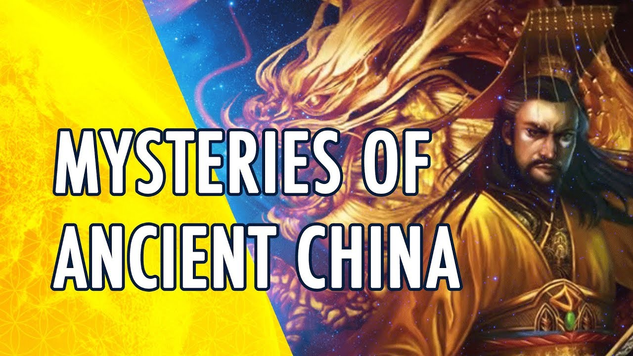 Download 5 MYSTERIES OF ANCIENT CHINA We Still Have Not Solved