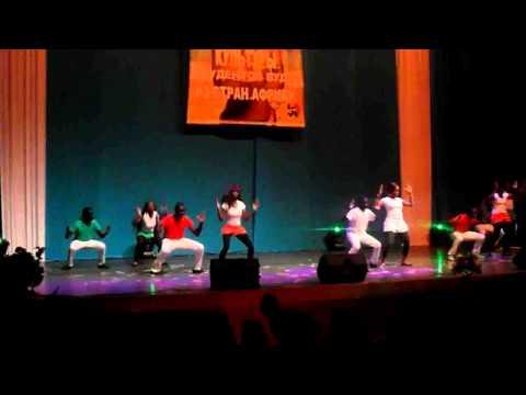 Danse Ivoire 2012
