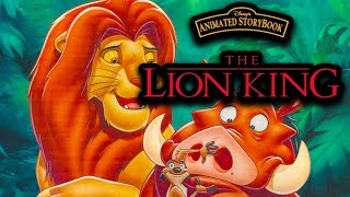 [PC] Disney's Animated Storybook: The Lion King